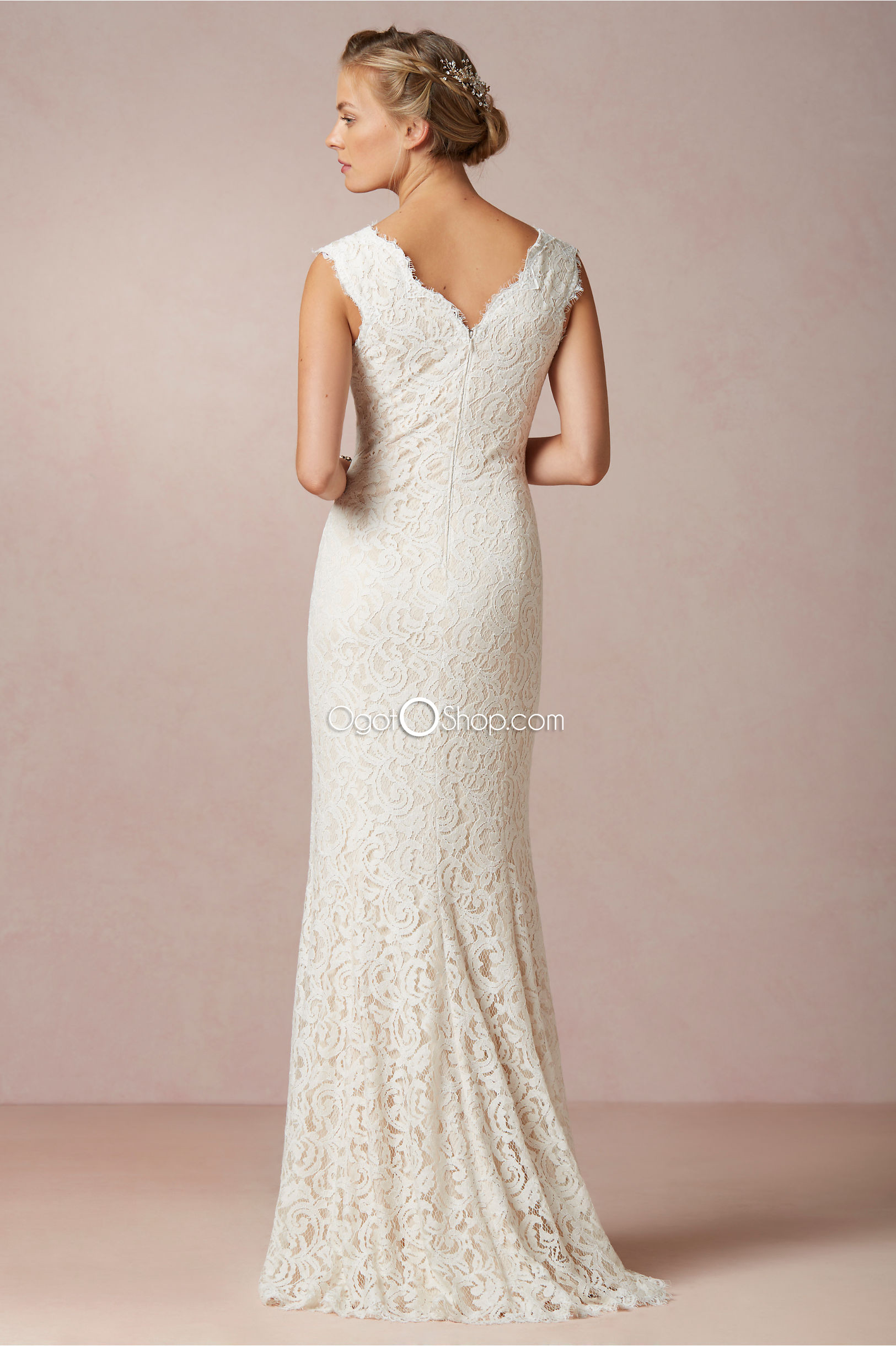 The wedding gown lavish wed for Lace dresses for weddings