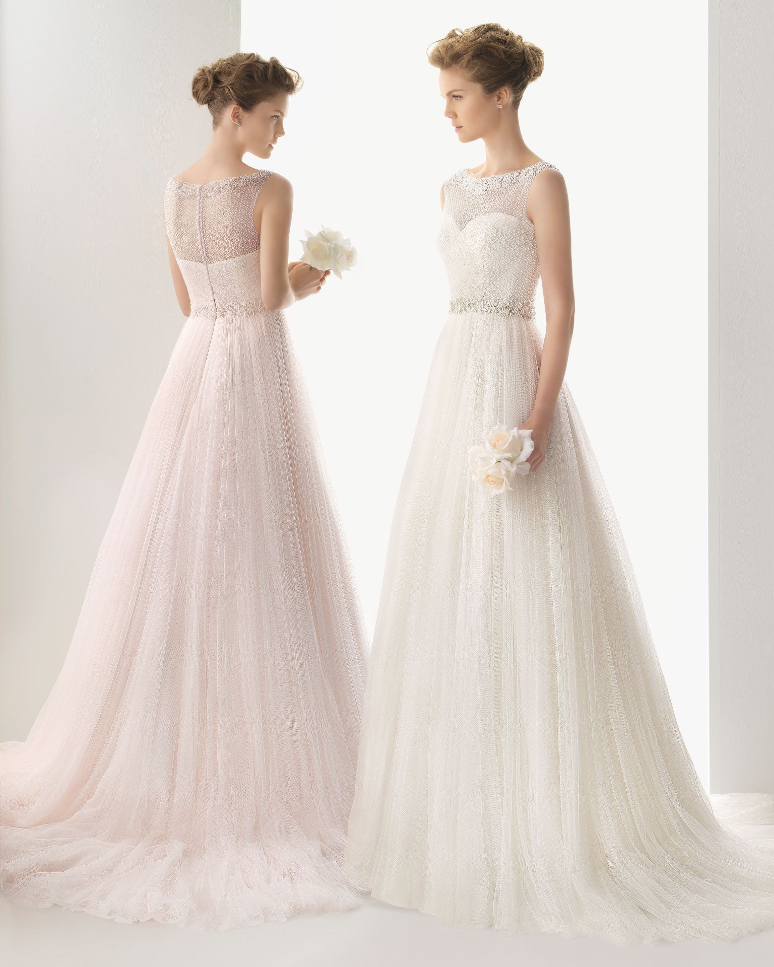the wedding gown flowy wedding dresses http www alizeebridal com a line wedding